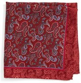 Nordstrom Paisley Pocket Square