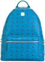 MCM 'Stark' medium backpack - men - Leather - One Size