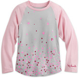 Disney Minnie Mouse Raglan Long Sleeve Tee for Girls