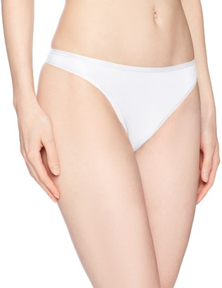 Paramour Women's Allie Organic Cotton Thong Panty