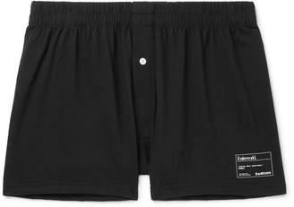 Entireworld Slim-Fit Organic Cotton Boxer Shorts