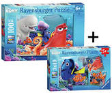 Disney Finding Dory 100 XXL and 3 x 49.