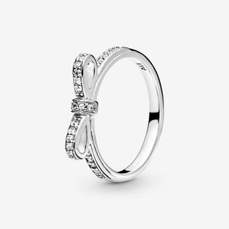 Pandora Classic Bow Ring