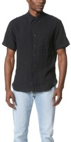 Billy Reid Tuscumbia Short Sleeve Shirt