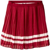 Tommy Hilfiger Pleated Chiffon Skirt (Big Kids)