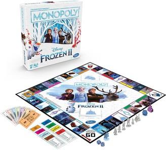 Disney Frozen Monopoly