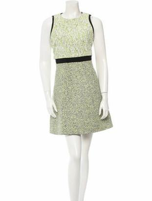 Proenza Schouler Dress w/ Tags Lime