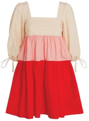 Paper London Martha Colour-Block Dress