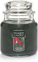 Yankee Candle Christmas Wreath® Small Candle Jar