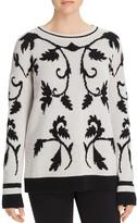 Max Mara Selim Jacquard Sweater
