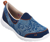 Ryka As Is Slip-On Printed Sneakers w/CSS Technology - Henley