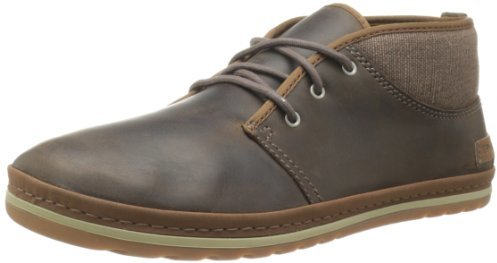 Teva Men's Cedar Canyon Waxed Leather Desert Boot