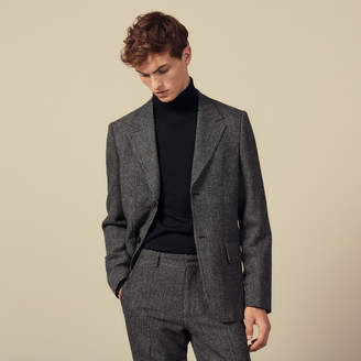 Sandro Thick Suit Jacket