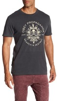 Obey Think and Create Graphic T-Shirt