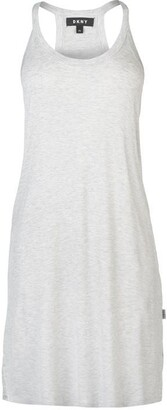 DKNY Logo Back Chemise Ladies