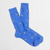 J.Crew Factory Critter socks