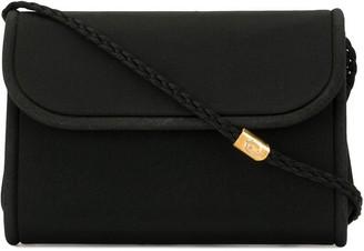Gucci Pre-Owned Logo Crossbody Bag