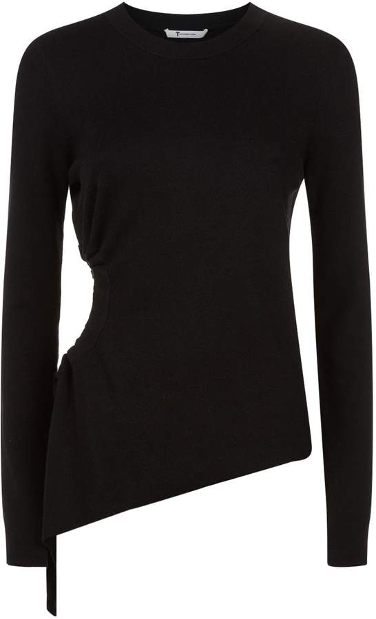Alexander Wang Cut Out Merino Sweater