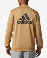 adidas Men's Logo Tricot Bomber, Created for Macy's