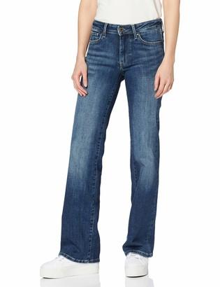Pepe Jeans Women's Aubrey Flared Jeans