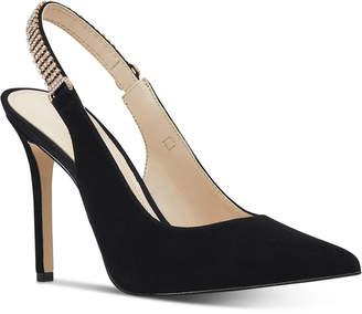 Nine West Tenza Slingback Pumps Women Shoes