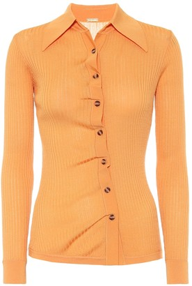 Dodo Bar Or Ribbed-knit shirt