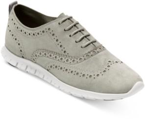 Cole Haan Women's ZeroGrand Wing Oxford Ii Sneakers