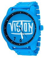 Vision Street Wear Men's Analog Watch - Blue