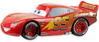 Disney Lightning McQueen Pull 'N' Race Die Cast Car Cars