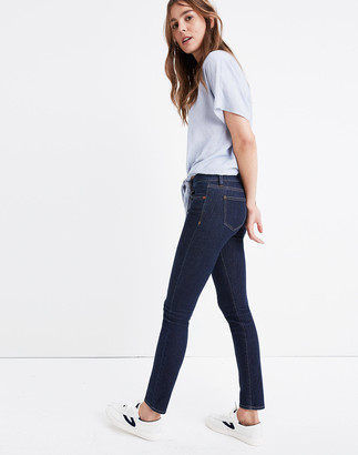 """Madewell Taller 8"""" Skinny Jeans in Quincy Wash"""