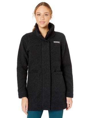 Columbia Women's Panorama Long Jacket Sherpa Fleece