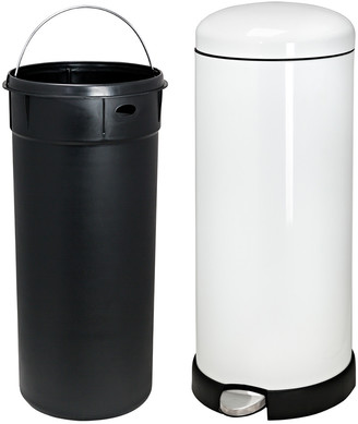 Honey-Can-Do Retro 30L Trash Can