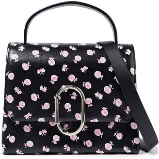 3.1 Phillip Lim Alix Mini Floral-print Leather Shoulder Bag