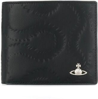Vivienne Westwood belfast squiggle-embossed wallet