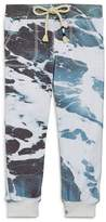 Sol Angeles Boys' Frothy Waves Print Joggers - Little Kid