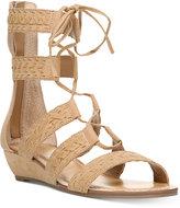 Carlos by Carlos Santana Kamilla Lace-Up Gladiator Sandals