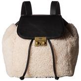 UGG Vivenne Sheepskin Backpack