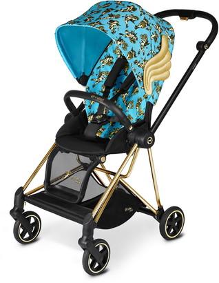 CYBEX x Jeremy Scott Cherubs Mios Compact Stroller