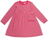 Jo-Jo JoJo Maman Bebe Classic Dress (Toddler/Kid) - Red/Cream Stripe-4-5 Years
