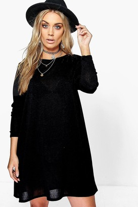 boohoo Plus Swing Dress