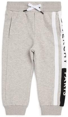 Givenchy Kids Logo-Panel Sweatpants