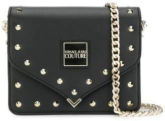 Versace studded crossbody bag