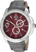 Jivago Men's 'Gliese' Swiss Quartz Stainless Steel Casual Watch (Model: JV1516)