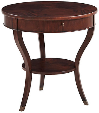Ralph Lauren Home Noble Estate Bedside - Empire Distressed Mahogany