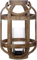 Home Essentials Tall Wooden Lantern