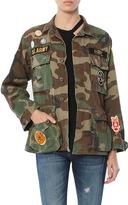 MadeWorn Make Love Not War Jacket