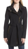 Via Spiga Women's Wool Blend Coat