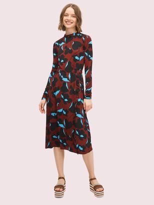 Kate Spade City Blooms Knit Dress