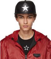 Givenchy Black Star Cap