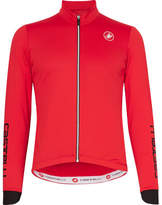 Castelli Puro 2 Cycling Jersey - Red
